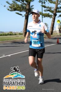 Gold Coast Marathon: 2010